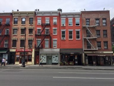 Street os NYC