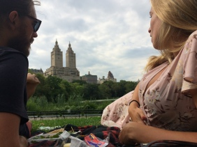 Picnic in NYC