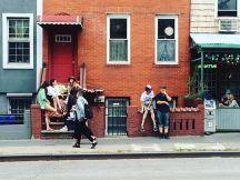 Streets of Williamsburg _#travelmindedpeople #city #travel #blog #nyc #street #newyork #love #instatravel #girls #brooklyn