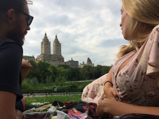Picnic at Central Park