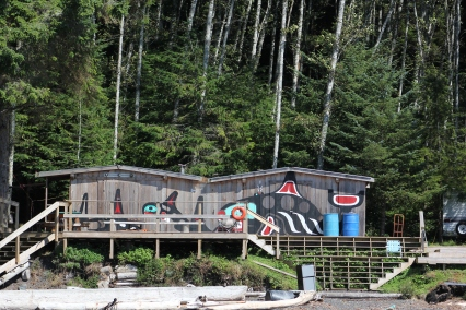 First nation cabins
