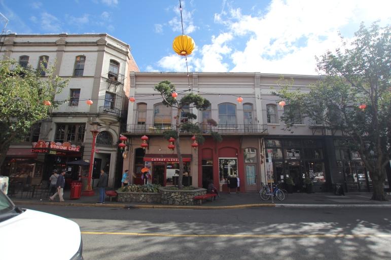 Chinatown of Victoria, BC