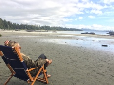 Chesterman Beach in Tofino