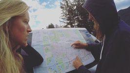Work in progress Next stop Jasper__#travelmindedpeople #travel #canada #canadianrockies #explorebc #explorealberta #adventure #hiking #backp