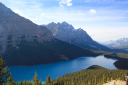 Travelminded People Lake Peyto