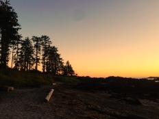 Sunset in Ukee