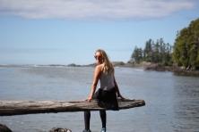 Hiking Wild Pacific Trail