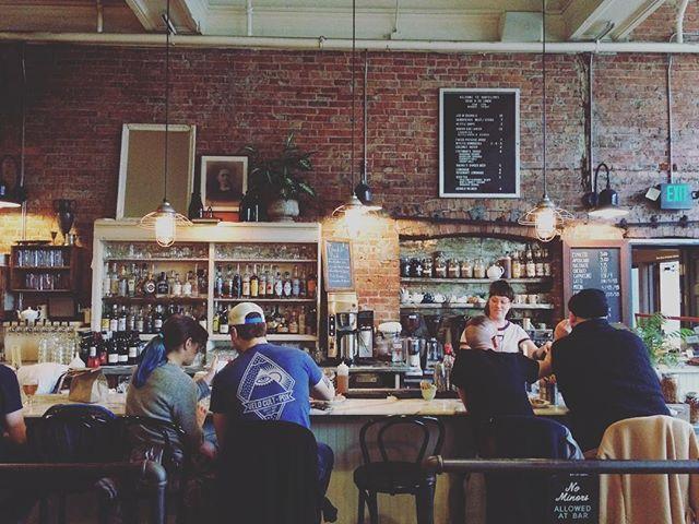 Odd Fellows Bar Seattle