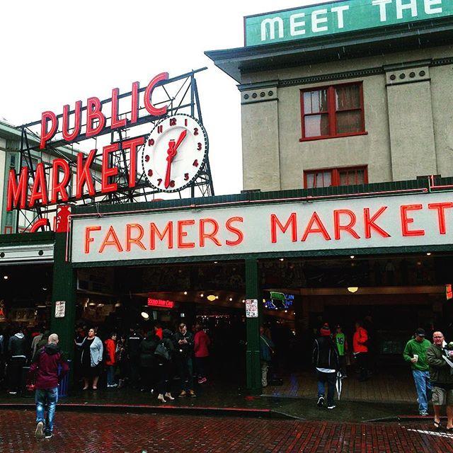 Farmers Market Seattle
