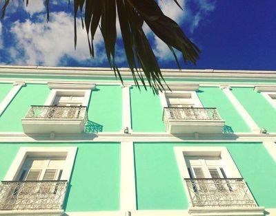 La Union Hotel in Cienfuegos 🌴_._._