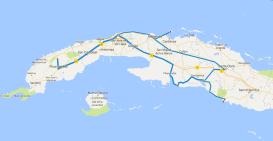 Cuba Roadtrip