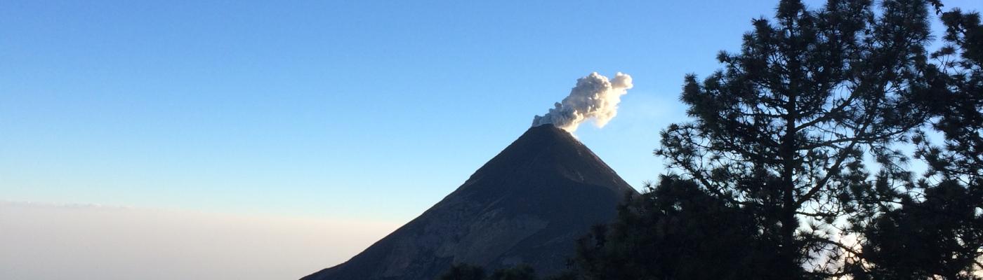 Sopka Acatenango