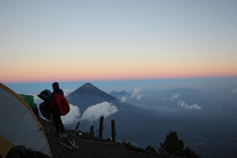 Volcano de Agua, Guatemala