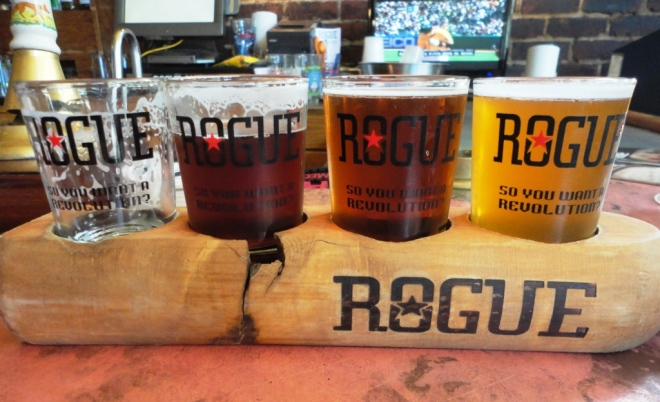 Rogue Brewery