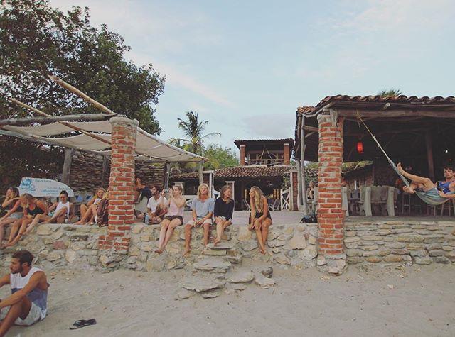 Popoyo Beach Hostel