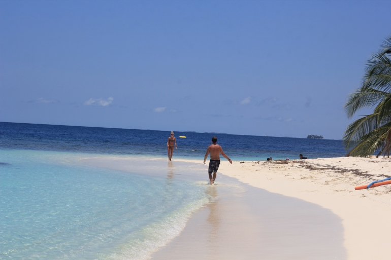 Sun Blas Islands