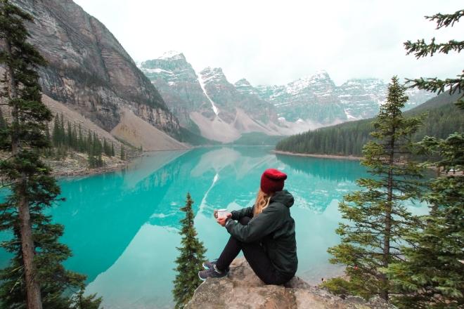 Lake Moraine, Canada