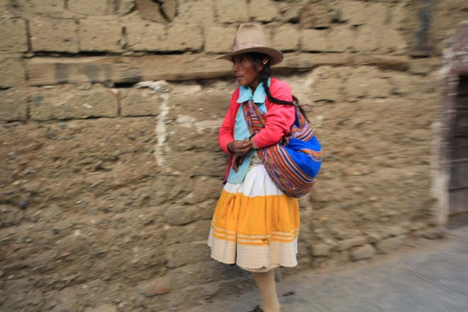 Peruvian Fashion