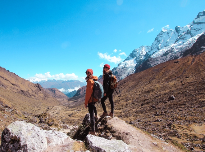 Salkantay trek