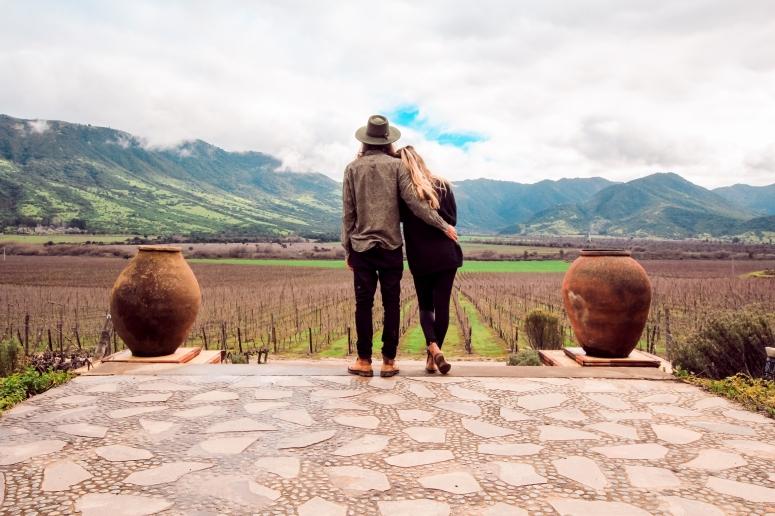 Winery Santa Cruz