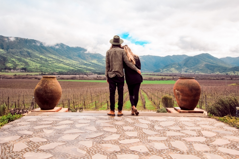Wineries in Chile