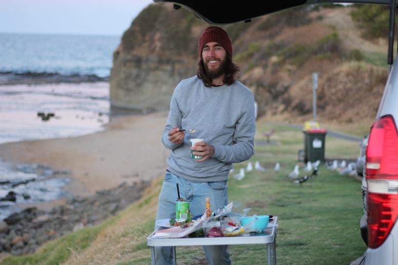 Camping NSW Australia