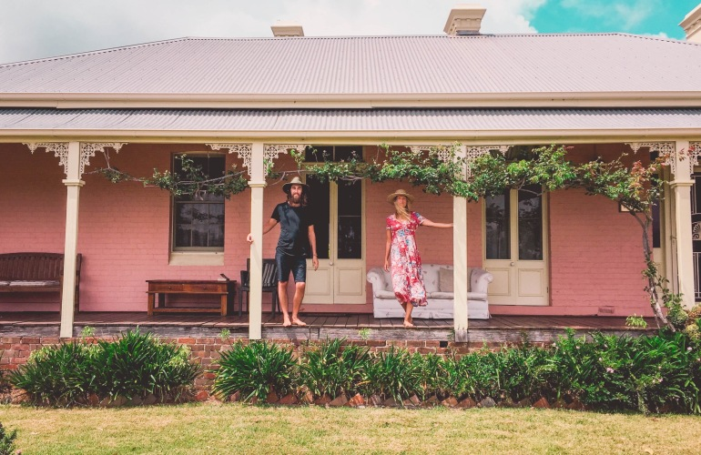 South Coast of NSW